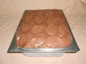 Vaschetta cioccolato fondente